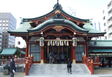 Suitengu Shrine [Benzai-ten]